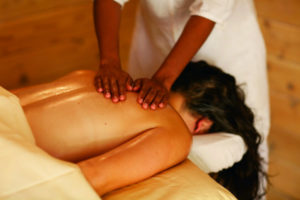 Ayurveda Massage part of Pancha Karma Detoxification Therapy