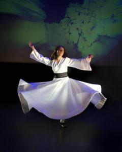 Sufi Whirling Dervish